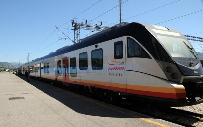 Белград подгорица поезд