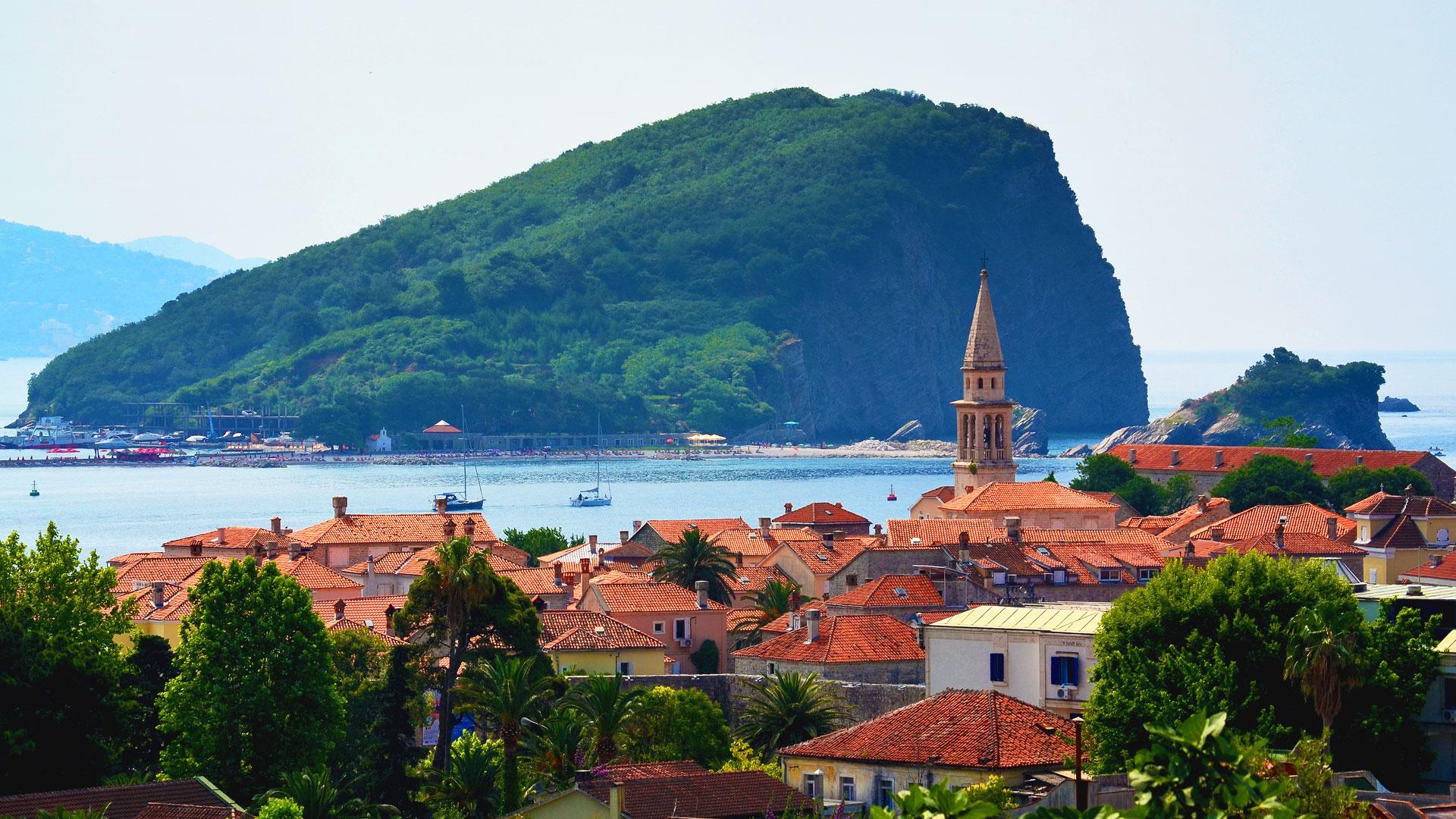 Черногория.Будва - весёлый и познавательный отдых !!!
